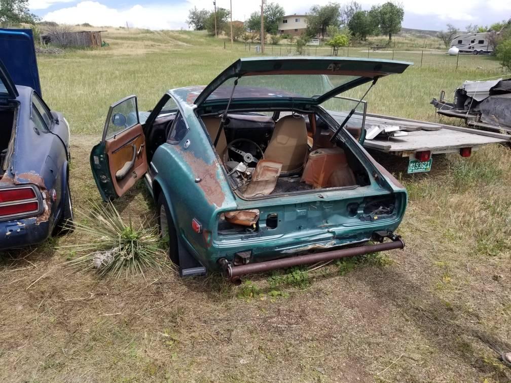 1974 Datsun 260Z Manual For Sale in Loveland, CO - $5,000