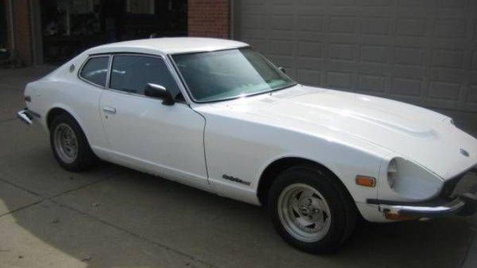 1974 Datsun 260Z Inline Six Manual For Sale in Louisville ...