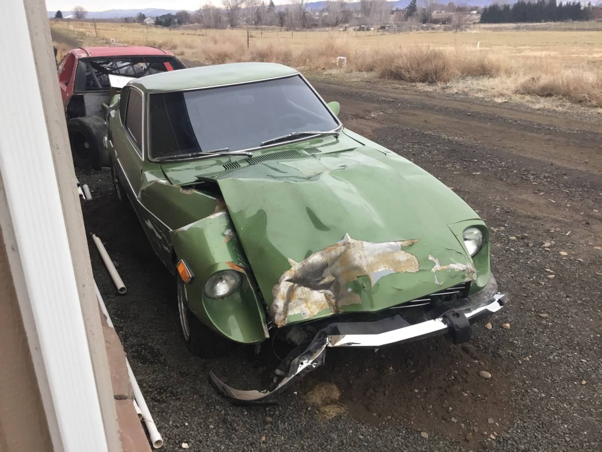 1974 Datsun 260Z Parts Car For Sale in West Valley, WA ...