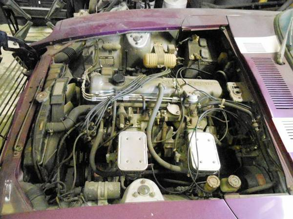 1974 Datsun 260Z Factory A/C For Sale in Cape Coral ...